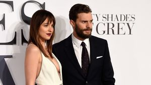 "Jamie Dornan und Dakota Johnson bei ""Fifty Shades of Grey""-Premiere"