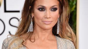 Jennifer Lopez bei den Golden Globes
