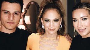 Jennifer Lopez mit Mega-Ausschnitt