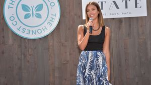 Jessica Alba spricht