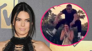 Kendall Jenner und Jordan Clarkson - Collage