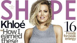 Khloe Kardashian auf dem Cover vom Shape Magazine