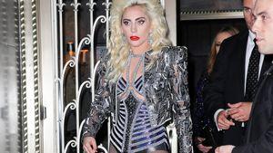 Lady GaGa mit krassem Look