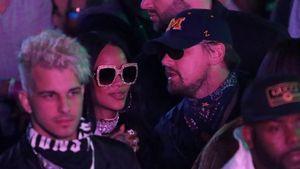Leonardo DiCaprio und Rihanna Coachella 2016