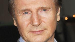 Liam Neeson guckt nachdenklich