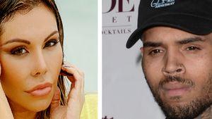Liziane Gutierrez vs Chris Brown Schlägerei Anschuldigung