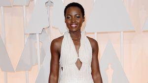 Lupita Nyong'o auf dem Oscar-Carpet