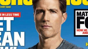 "Matthew Fox auf ""Fitness""-Cover"