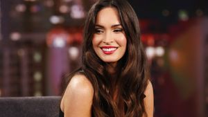 Megan Fox beim Jimmy Kimmel