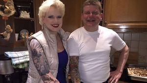 Melanie Müller mit neuem Riesen-Tattoo