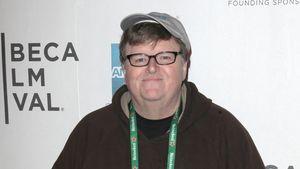 Michael Moore mit Cap