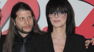 Nena mit Brille und Philip