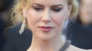 Nicole Kidmans Nippel blitzt durchs Kleid