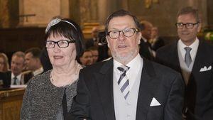 Olle Westling und Ewa Westling