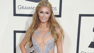 Paris Hilton bei den Grammys 2015