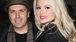 Pasquale Rotella mit seiner Holly Madison