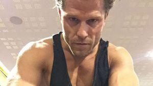 Paul Janke im Fitnessstudio