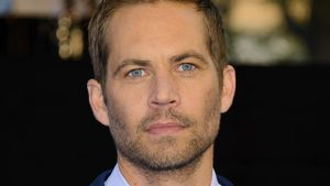 Paul Walker bei der Weltpremiere von Fast & Furious 6 in London 2013