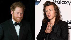 Prinz Harry trifft Harry Styles