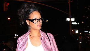 Rihanna im Muster-Mix