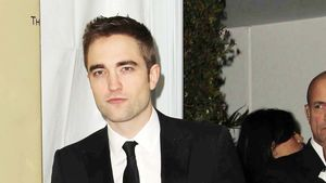 Robert Pattinson ganz schick bei den Golden Globe Awards
