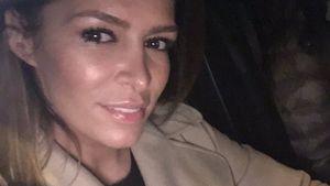 Sabia Boulahrouz im Auto