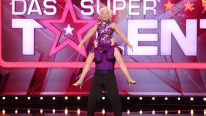 "Sarah Patricia ""Paddy"" Jones und Nicko Espinosa tanzen ins Supertalent-Finale"