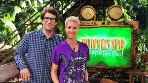 Sonja und Daniel im Dschungel