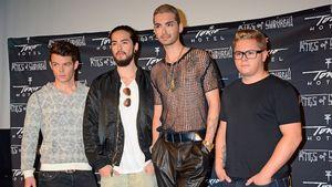 Tokio Hotel auf der PK