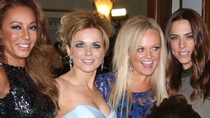 Victoria Beckham und die Spice Girls