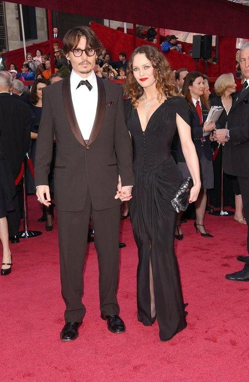 Johnny Depp und Vanessa Paradis dementieren die Trennungsgerüchte