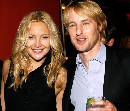 Owen Wilson und Kate Hudson waren mal ein Paar