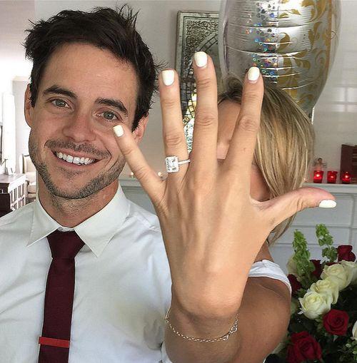 Ali Fedotowsky und Kevin Manno haben sich verlobt