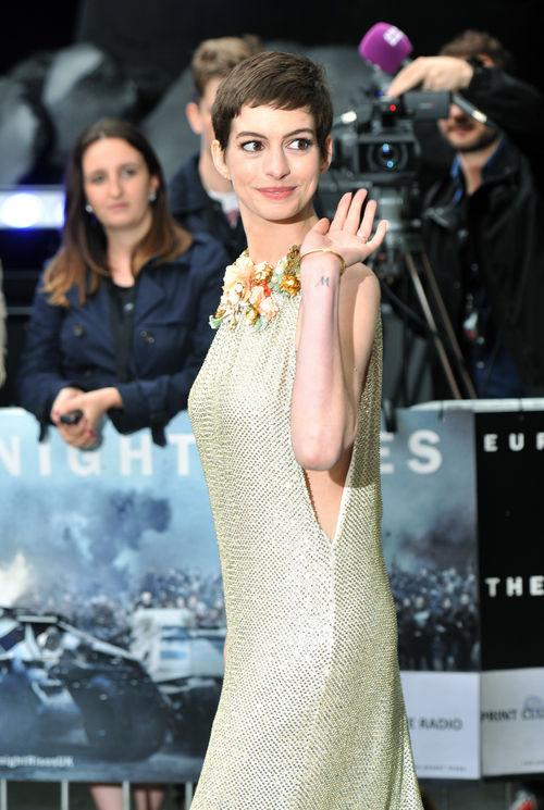 Anne Hathaway ist momentan sehr erfolgreich