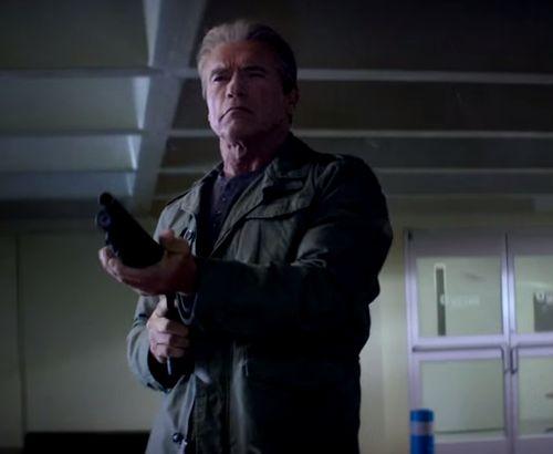 """Arnold Schwarzenegger trainierte sich für """"Terminator: Genisys"""" wieder in Höchstform"""