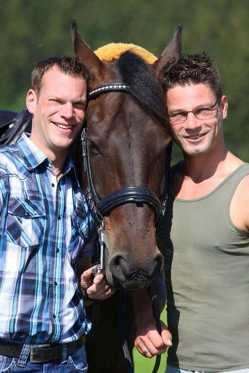 Philipp & Veit waren das Traumpaar