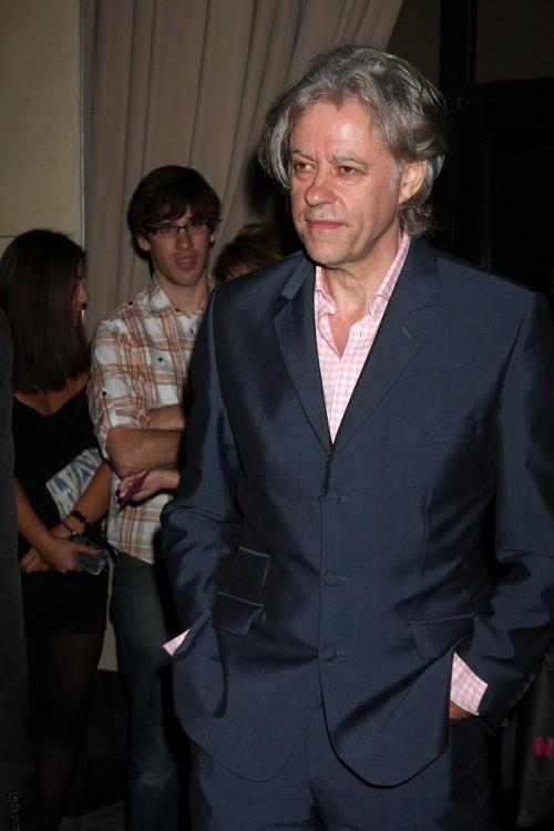 Bob Geldof kann seinen eigenen Song nicht leiden
