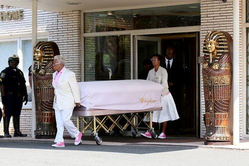 Ein Paparazzo schoss Fotos von Bobbi Kristinas Leiche