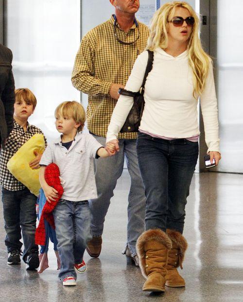 Britney Spears hat Ärger mit ihrem Ex-Schwager