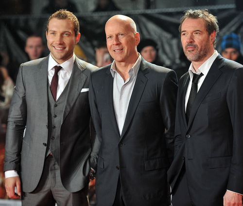 """Sebastian Koch drehte mit Bruce Willis und Jai Courtney den neusten Teil von """"Stirb langsam"""""""