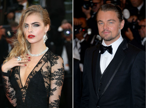 Cara Delevingne zeigte sich von Leonardo DiCaprio in Cannes nicht sehr beeindruckt
