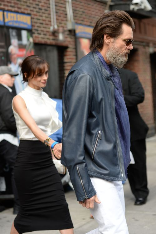 Jim Carreys Ex-Freundin hat sich umgebracht