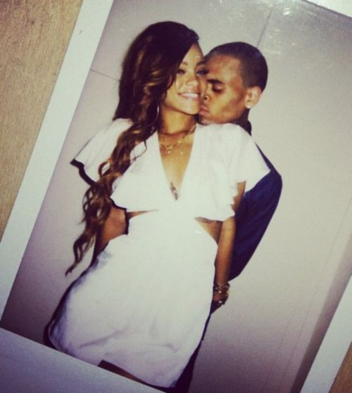 Rihanna und Chris gingen an ihrem Geburtstag auf Kuschelkurs