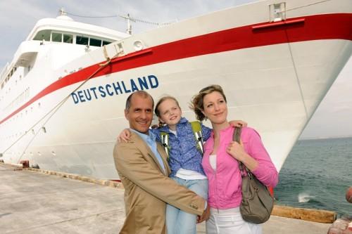 """Christoph Maria Herbst übernahm eine Rolle in der neuen Episode von """"Das Traumschiff"""""""
