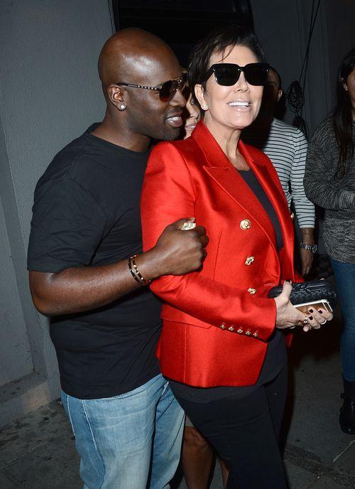 Corey Gamble und Kris Jenner zeigen sich ganz vertraut