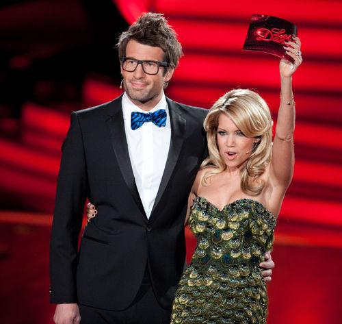 """Daniel Hartwich und Sylvie van der Vaart waren bei """"Wer wird Millionär"""""""