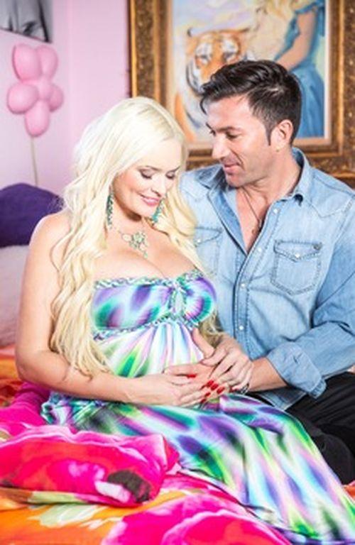 Daniela Katzenberger und Lucas freuen sich auf ihr Baby