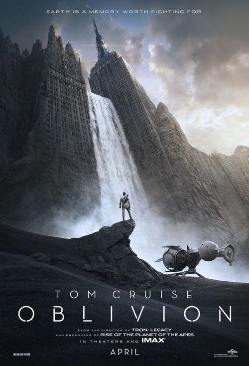 """""""Oblivion"""" ist der neue Film von Tom Cruise"""