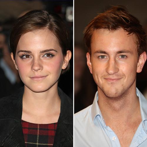 Ist Emma Watsons Ex neidisch auf ihren Ruhm Emma Watson And Francis Boulle
