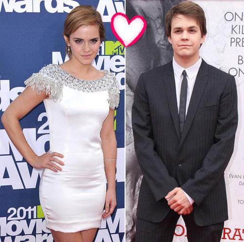 Emma Watson - Emma Watson y Johnny Simmons podrían haberse convertido ...